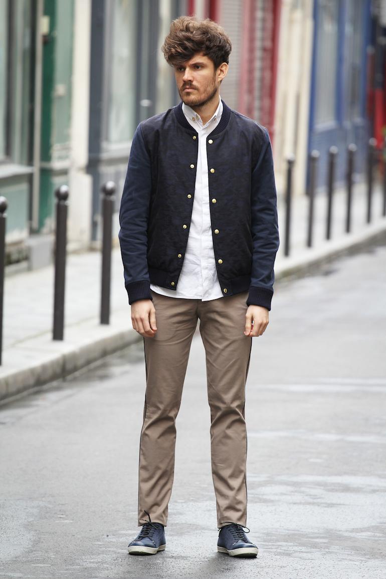 Chino beige comment le porter facilement - Comment porter un pantalon beige ...