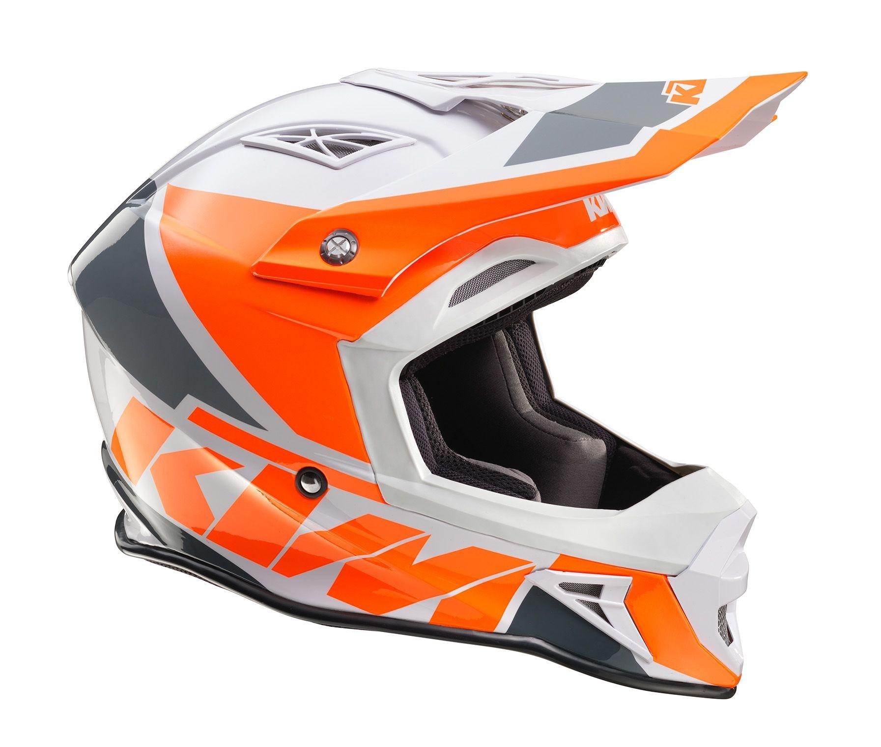 Acheter un casque de motocross en magasin spécialisé