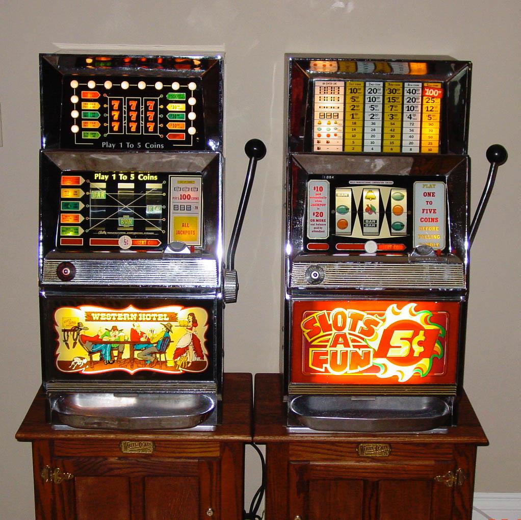 Machines a sous : jouer avec sa propre technique pour gagner